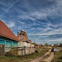 Село на современный лад :: Вадим Sidorov-Kassil