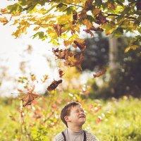 Осень..... :: Елена Семёнова