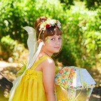 Цветочная фея :: Юлия Романенко