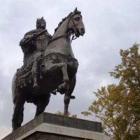 Памятник Петру первому. :: Марина Харченкова
