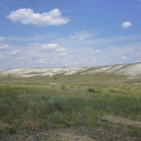 меловые холмы :: Юлия Гичкина
