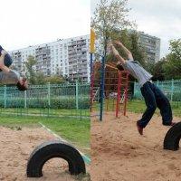 Jump :: Андрей Сорокин