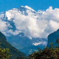 Швейцарские альпы :: сергей cередовой