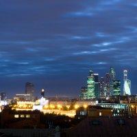 Ночная Мск :: Дмитрий Крыжановский