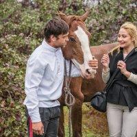 А казаку, а казаку конь всего дороже! :: Ирина Данилова