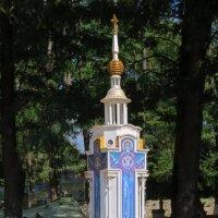 Храм-маяк Святителя Николая Мирликийского :: Вера Щукина