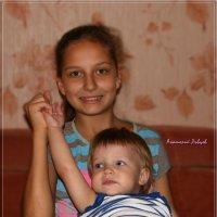 Мы ЗА обоими руками. :: Anatol L