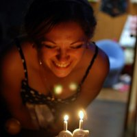 день рождения :: Дмитрий Кобанов