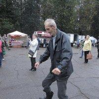 Танцор. :: Sergey Serebrykov