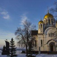 Самара зима :: Asya Dubova