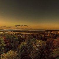 закат :: Евгений Подложнюк