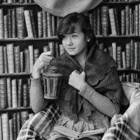 Библиотечные мечты. :: Евгения Кашина