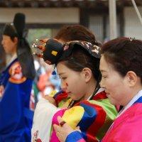 Национальная корейская свадьба :: Tatiana Belyatskaya