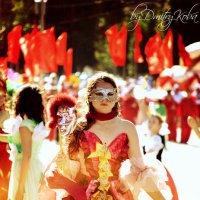 день города 2015 венецианский карнавал :: Дмитрий Кобанов