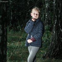 Юная модель Алиса Крищук :: Евгений Крищук