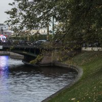У моста :: Aнна Зарубина