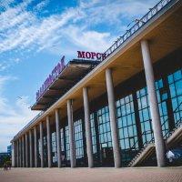 Морской вокзал. Владивосток :: Александр Погорелый