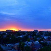 У каждого города свое небо :: Марья Зинченко