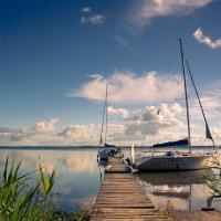На озере Нарочь :: Андрей Иванов