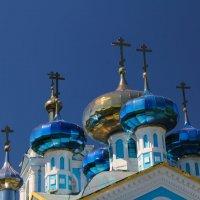 Балахнинская Сретенская церковь :: Николай Полыгалин