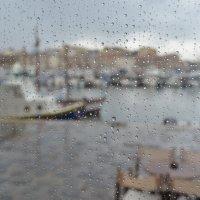 Crete. Chania. Rain :: Юрий Тараканов