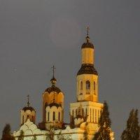 Храм Покрова Пресвятой Богородицы :: Александр Марусов