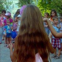 Расти коса... :: Нина Корешкова