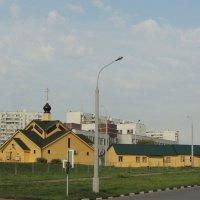Церковь Луки (Войно-Ясенецкого) в Марьинском парке :: Александр Качалин