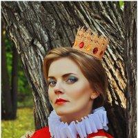 Красная Королева :: Ольга Степанова