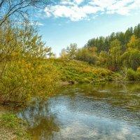 Осень на Киргизке :: Евгения Семененко
