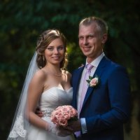 Анастасия и Александр :: эдуард харитонов