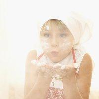 Волшебная пыль... :: Алена Карташова