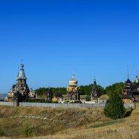 Сухарево. Воскресенский монастырь Новый Иерусалим. :: ALEXANDR L