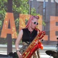 Я играю джаз :: Валентина Юшкова