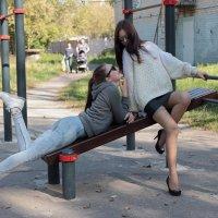 Они нашли друг друга :: Екатерина Василькова