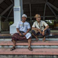 балийские парни :: Александр