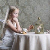 Про вишневое печенье :: Виктория Иванова