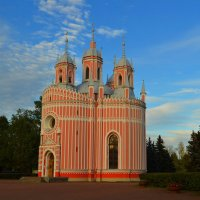 Чесменская церковь :: Наталья Левина