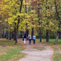 Осень :: Зоя Мишина