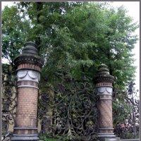 Решетка Михайловского сада :: vadim