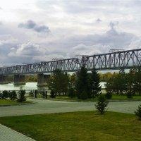 Мосты Новосибирска. :: cfysx