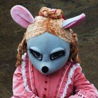 Девушка-мышь :: Nikolay Monahov