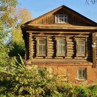 Старые дворы , Кострома. :: Святец Вячеслав