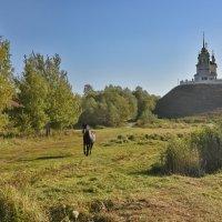 Церковь Успения Пресвятой Богородицы :: Александр Гурьянов
