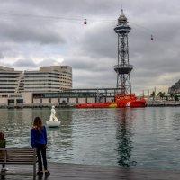 В порту Барселоны :: Dima https://vk.com/sslassh313