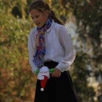 детская площадка :: Илья