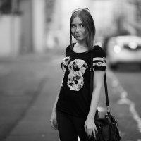Черно-белый город 3 :: Денис Печинников