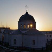 Церковь Успения Пресвятой Богородицы. :: Ирина Нафаня