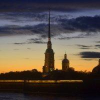 После захода солнца :: Наталья Левина