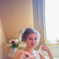утренние минуты невесты :: Мария Корнилова